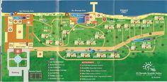 El Dorado Royale Resort Map
