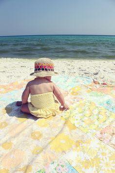 Beach Baby | Flickr - Photo Sharing!