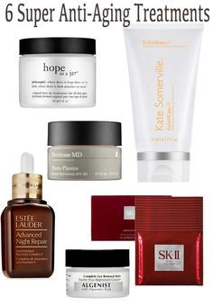 The 6 best anti-aging treatments that deliver results!