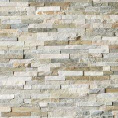 plaquette de parement en pierre naturelle multicolore stonepanel mur homedecor salon cosy. Black Bedroom Furniture Sets. Home Design Ideas