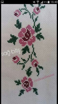Bargello, Baby Knitting Patterns, Cross Stitching, Diy And Crafts, Decoupage, Projects To Try, Embroidery, Bobin Dantel, Counted Cross Stitches