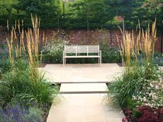 Suffolk contemporary courtyard garden sue townsend