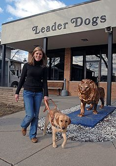 Lions and Leader Dog – Together for over 75 Years | Leader Dogs for the Blind
