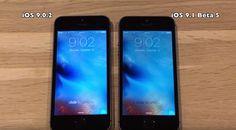 iOS 9.1 beta 5 vs iOS 9.0.2 pe iPhone 5S/5/4S - comparatia performantelor | iDevice.ro