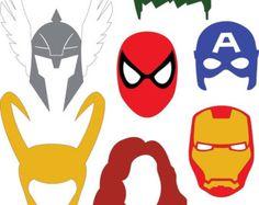DC Superhero Logos SVG & DXF files by HatchWork on Etsy