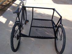 bicycle sidecar plans
