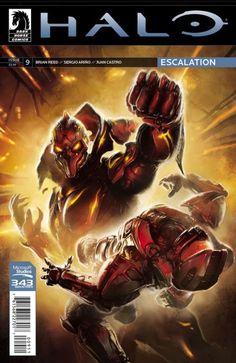 Halo- Escalation #9