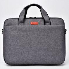 2016 new Fashion Notebook bag 15.6 15 14 inch Laptop Bag Shoulder Messenger bags women men handbags sling case computer sleeve