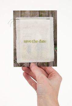 Save the Date - Great Ideas | Fräulein K. Sagt Ja