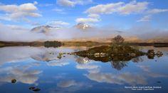 Rannoch Moor, Argyll and Bute, Scotland