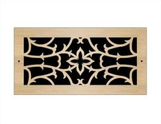 Laser Cut Wood Grilles | Pacific Register Company Laser Cut Wood, Laser Cutting, Wall Vent Covers, Types Of Wood, Finding Yourself, Bronze, Pattern, Painting, Wood Types