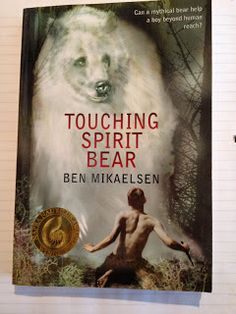 touching the spirit bear essay typer