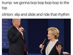 If you thought the memes that came out of the first presidential debate were funny, just wait until you see the results from the second. Between Hillary Clinton and Donald Trump basically karaoking together, the audience's not-so-subtle facial expressions and everything about Ken Bone, we think it's pretty safe to say that debate number two …