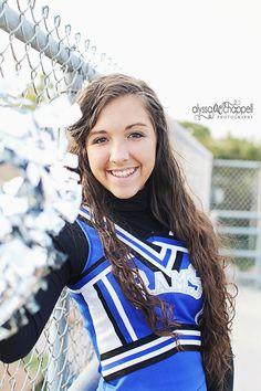 Senior Cheerleader