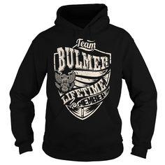 Last Name, Surname Tshirts - Team BULMER Lifetime Member Eagle