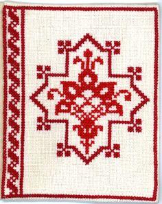 Bereg - keresztszemes - Cross Stitch