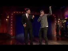 Jimmy Fallon & Justin Timberlake with the Roots.  History of Rap 2 & 3 - Not only is this totally fun to watch, but it's, quite frankly, super impressive. They're clearly having a blast the whole time!  I had all 3 versions pinned as one video, but it got deleted.  Worth watching!