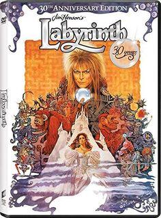 David Bowie & Jennifer Connelly & Jim Henson-Labyrinth