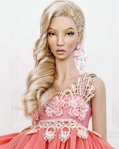WEBSTA @ nigelchiaofficial - Stella in blonde.#doll #dollstagram #asian #asianblonde #model #fashion #portrait