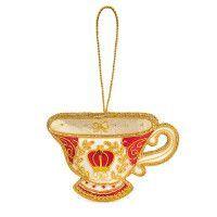Buckingham Palace Teacup Decoration