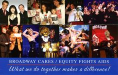 Top 15 Private Donors to Global AIDS Relief: 14. Broadway Cares/Equity Fights AIDS - $10.5 million