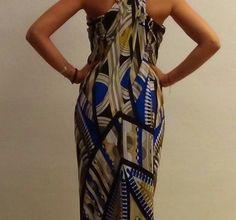 Còmo hacer un vestido con una pieza de tela y 3 bridas de plástico  https://youtu.be/p3DISlXHh_0?list=PLemyWmGdwuSOadr85AUSy7Fvvt26iKvWo