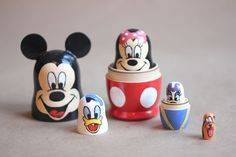 Repeat Crafter Me: Disney Nesting Dolls (cool tutorial)
