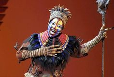 modelmakingresearchiadt - Julie Taymor and the Lion King Musical