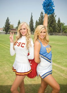 hot college cheerleaders