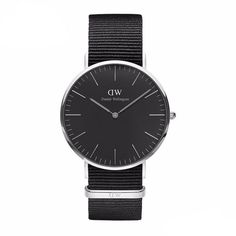 Daniel Wellington Slim     #danielwellington #Leatherwatch #trendywatch