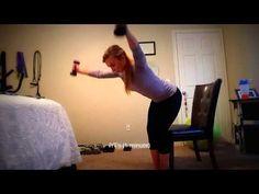 Beginner Full Body Circuit (1) - YouTube