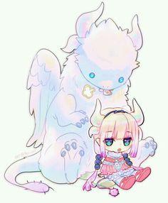 Kobayashi maid dragón