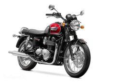 2014 Triumph Bonneville T100 - Nathan's new bike