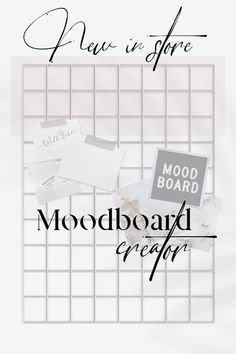 Take matters into your own hands with these trendy mood board creator. The possibilities are unlimited, you can adapt color palettes, typography, graphics, patterns, textures and pictures to create the feel and vibe of your brand. Designed to mix and match!