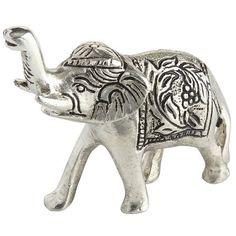 Collectible Metal Elephant
