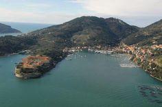 Le Grazie, Liguria, Golfo dei Poeti, Italy.