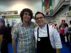 Con Chef Jose Ramon Castillo  https://www.facebook.com/photo.php?fbid=373731969372101=a.257007834377849.59922.119318758146758=1