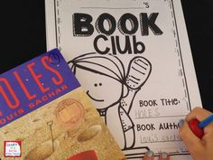 A blog post about using book clubs to get students excited about reading while practicing all of the reading standards.
