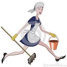 La Trama #1- La sivienta corre a desirle a la mama que sus hijos quisieron encender el deposito.