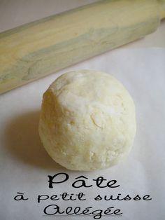 Pâte à petit suisse allégé et super rapide (2.5 pts ww) par Pourquoi se priver quand c'est bon et léger?