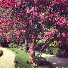 #HotelduCapEdenRoc #model #vacatons #model #pink #blossom #nature #modeling #modellife #fashion #outfit #brand #naturalbeauty #photography #milan #paris #montecarlo #instafashion #beachwhere #brand #instastyle #mood #image #editorial #luxuryfashion #beachwear #lovenature #natiralbeauty Natural Beauty from BEAUT.E