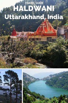 A travel guide to  #Haldwani, Uttarakhand, Indian (lower) Himalayas  via @topupyourtrip
