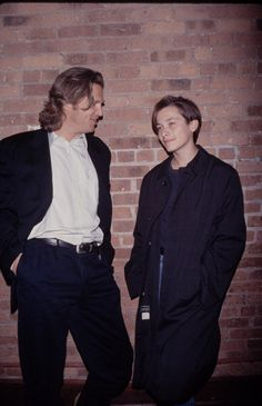 Edward Furlong and Jeff Bridges am gonna have a heart attack!!