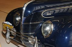 1939 Ford Coupe.  Photography by David E. Nelson