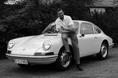 The earliest Porsche 911-1965 design and how it was way ahead compare to other cars. Source:www.autocar.co.uk