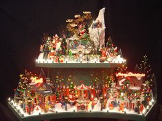 Snow Village | Showcase Displays