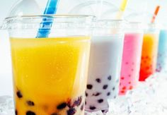 5 Homemade Bubble Tea Recipes...OMG BUBBLE TEA AMAZING!!!!!!