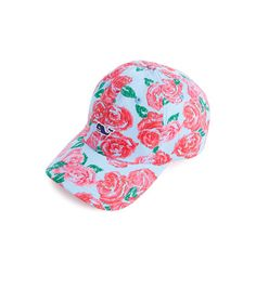 Derby Roses Baseball Hat