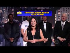 David Letterman: One Year Later | 104.3 K-Hits Chicago