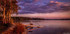 Beauty of an autumn evening... - null